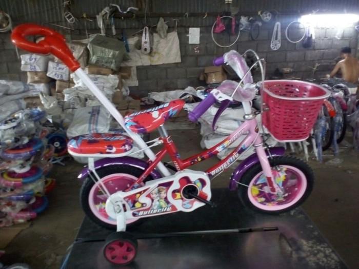harga Sepeda anak - anak roda tiga ukuran 12 hidup merk butterfly Tokopedia.com