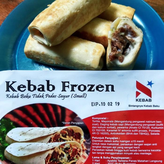 Foto Produk KEBAB Frozen isi 5 dari RN FROZEN FOOD