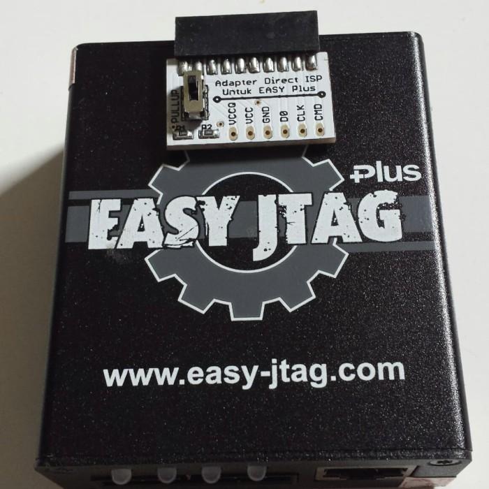 Jual Adapter Direct ISP Emmc Easy JTAG Plus V2 | Pullup Resistor dan Switch  - Kota Bekasi - smart connect | Tokopedia