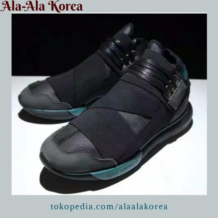 78131953f Jual Sepatu Adidas Y3 High Yohji Yamamoto Original Premium Sneakers ...