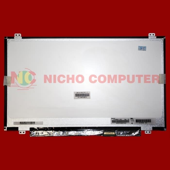 Foto Produk LED 14.0 WIDE SLIM 30 Pin (N140BGE-E43 REV.C2) (0714007) dari Nicho Computer Pontianak