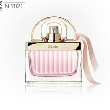 Jual Parfum Genie 9021 Wangi Chloe Love Story Edt Pink Bottle