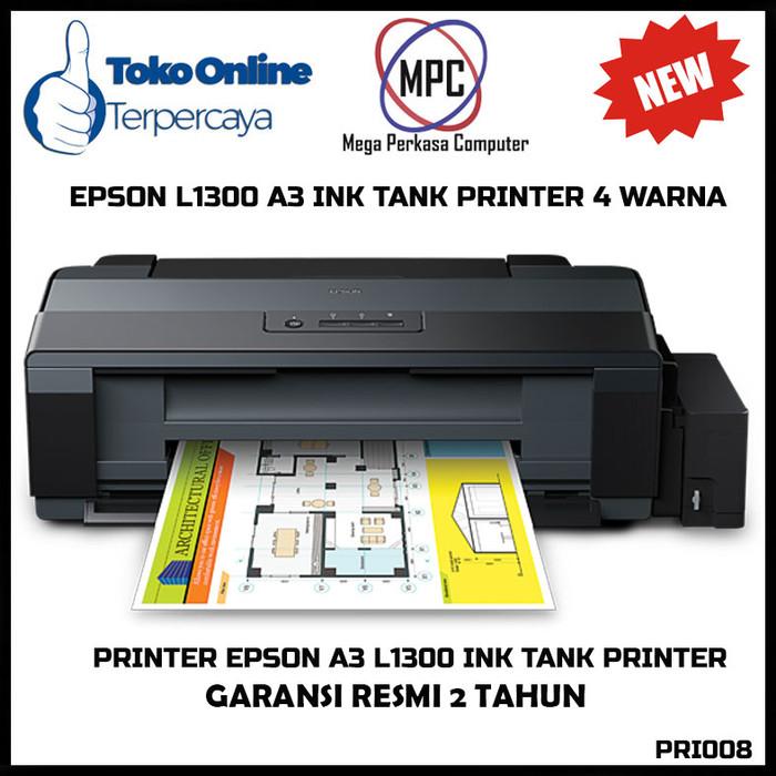 Jual Epson Printer A3+ L1300 - Hitam (Print) - Kota Depok - Mega Perkasa  Computer | Tokopedia