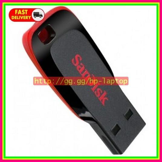SanDisk Cruzer Blade USB Flash Drive 128GB SDCZ50-128G