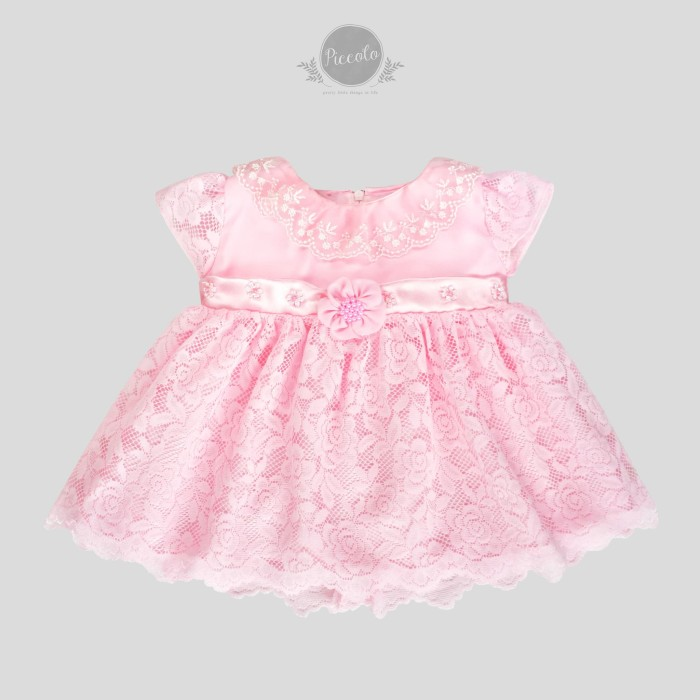 Jual Baju Anak Bayi Perempuan Dress Gaun Pesta Anak Bayi Newborn