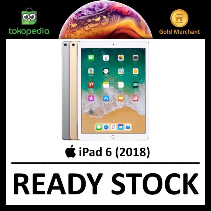 harga Bnib ipad 6/air 4/2018 9.7 128gb wifi only gold/silver/space gray grey Tokopedia.com