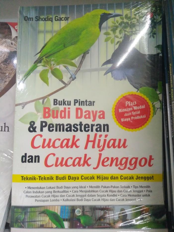 Jual Buku Pintar Budi Daya Amp Pemasteran Cucak Hijau Dan Cucak Jenggot Kab Jombang Elex Comic Jombang Tokopedia