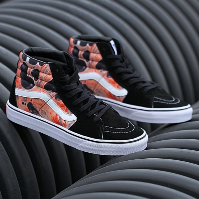 supreme vans high top