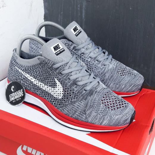 f87e5e609501b Jual Nike Flyknit Racer No Parking - Kota Bandung - Struggle Sneaker ...
