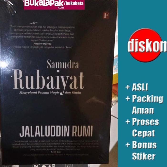 Jual Samudra Rubaiyat Jalaluddin Rumi Kota Yogyakarta
