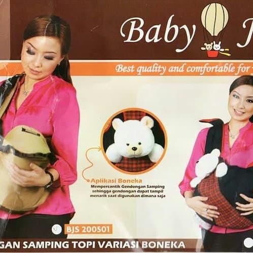 Baby Joy Gendongan Samping Boneka