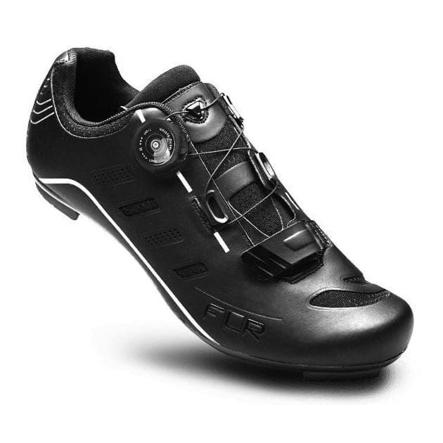 harga Sepatu road bike - flr f-22 ii black Tokopedia.com
