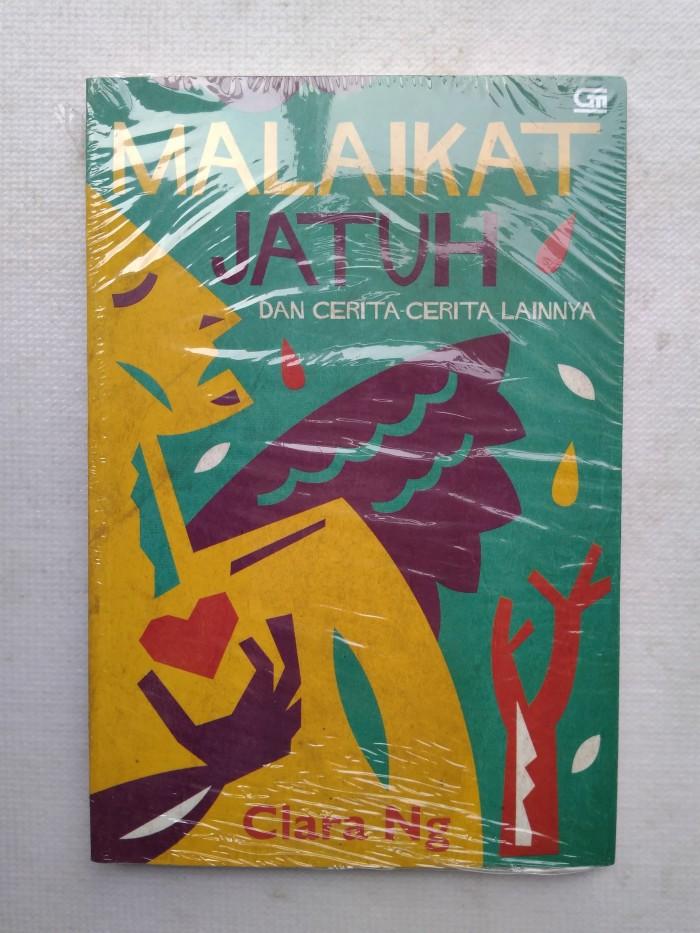 harga Malaikat jatuh & cerita-cerita lainnya ( cover baru) oleh clara ng Tokopedia.com