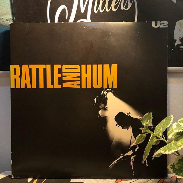 Jual U2 - Rattle and Hum (VINYL / PIRINGAN HITAM) - Kab  Badung - Miller's  Records | Tokopedia