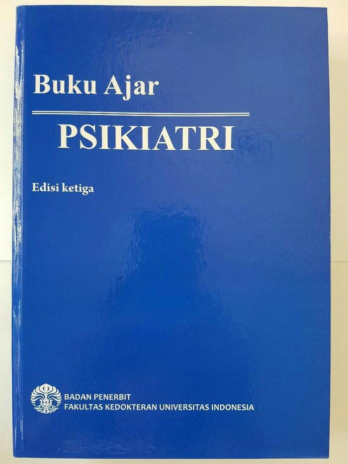 Buku Ajar Psikiatri edisi ketiga