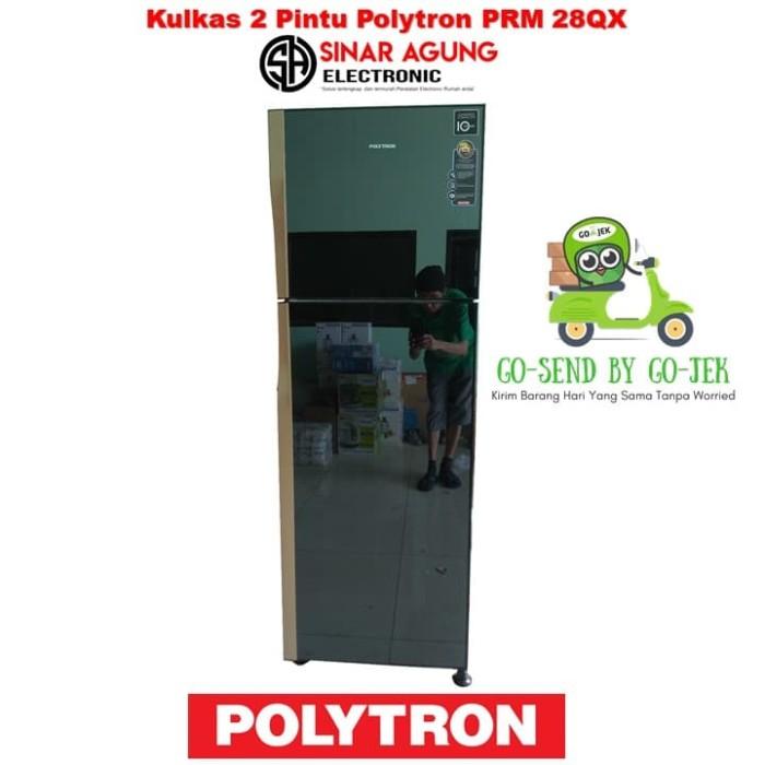 harga Kulkas polytron belleza 3 prm 28qx [2 pintu] Tokopedia.com