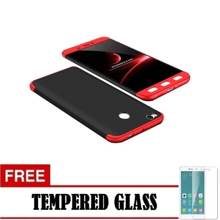 CASE GKK Xiaomi Redmi 4x Hard Case Eco - Free Tempered Glass