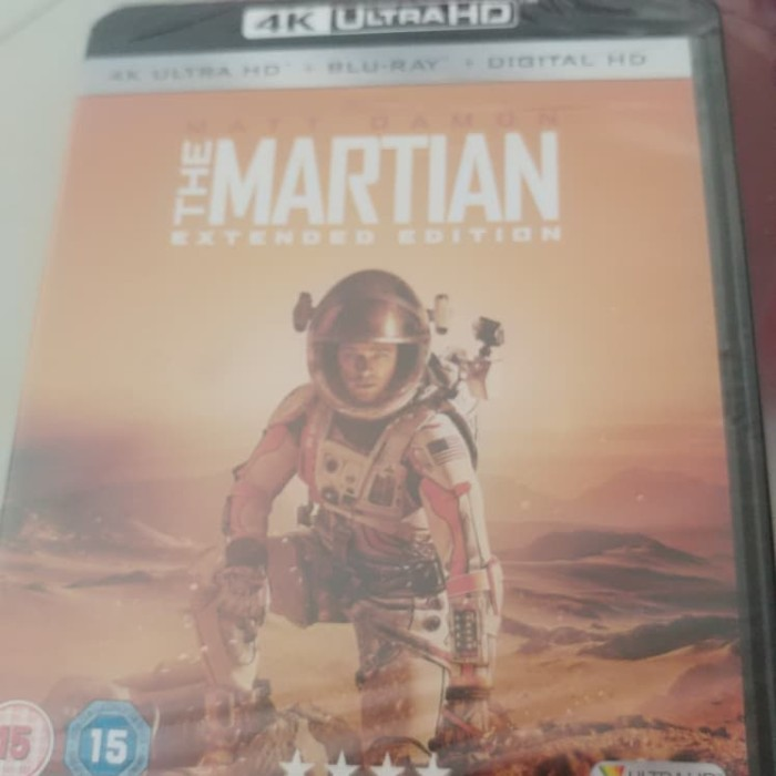 the martian extended edition 4k ultra-hd