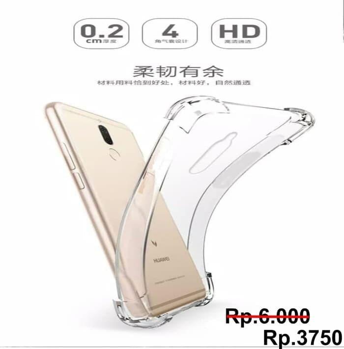 Huawei Nova 2i Case Anti Crack SoftCase Back Case Anti Knock Casing - Bening