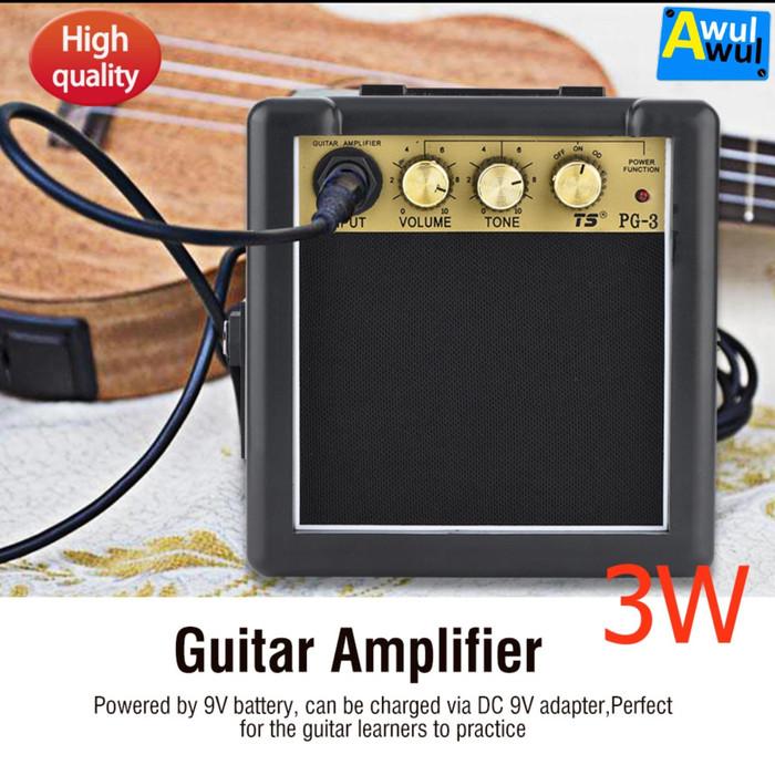 harga Amplifier mini gitar elektrik 3w | speaker gitar listrik Tokopedia.com