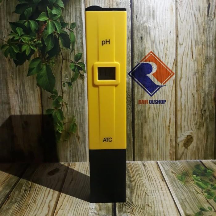 harga Ph meter tester alat ukur kadar asam basa cairan air Tokopedia.com