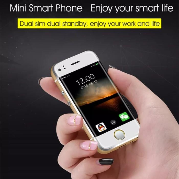 harga Original soyes 6s mini android smart free ear set iphone mini Tokopedia.com