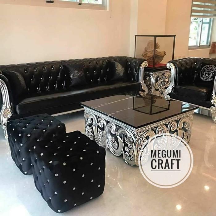 Jual Kursi Tamu Sofa Mewah Minimalis Furniture Mebel Jepara Murah Kab Jepara Megumi Craft Tokopedia