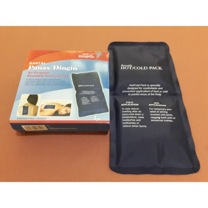 Foto Produk Alat kompres panas dingin (hot/cold pack) Reusable dari Tokita168