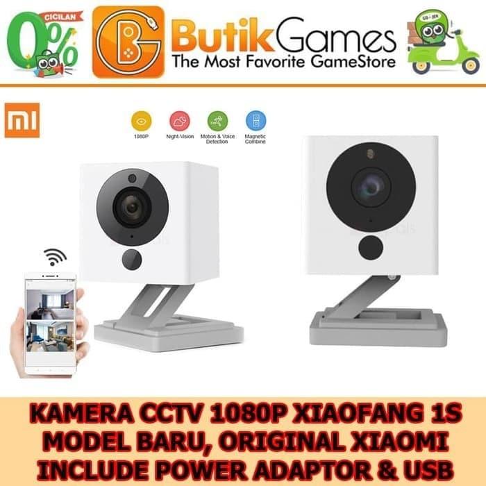 Produk Baru Bulan Ini CCTV Xiao Fang Xiaomi 1080p Ip Cam CCTV