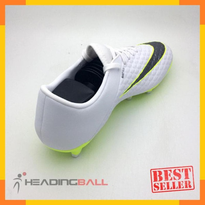be814e973ef2 Sepatu Bola Nike Original Hypervenom X 3 Academy FG White AJ4120-107