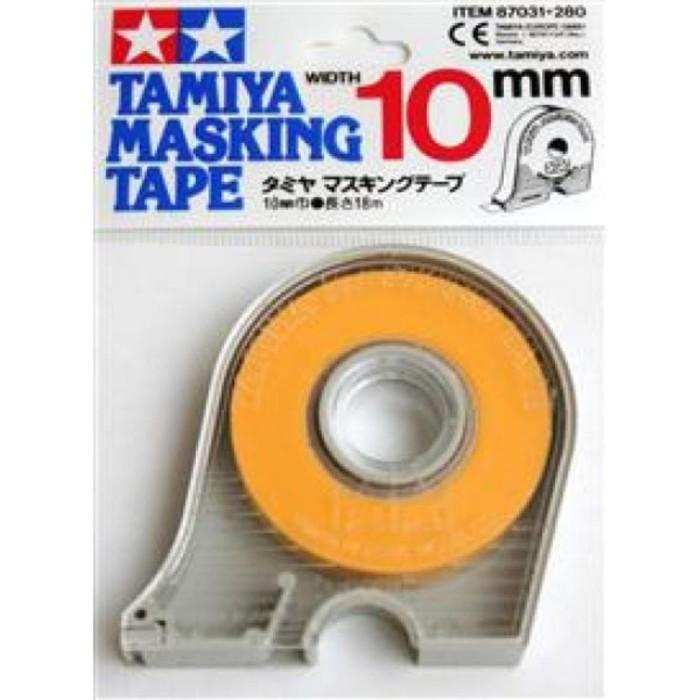 harga Masking tape 10mm with dispenser Tokopedia.com