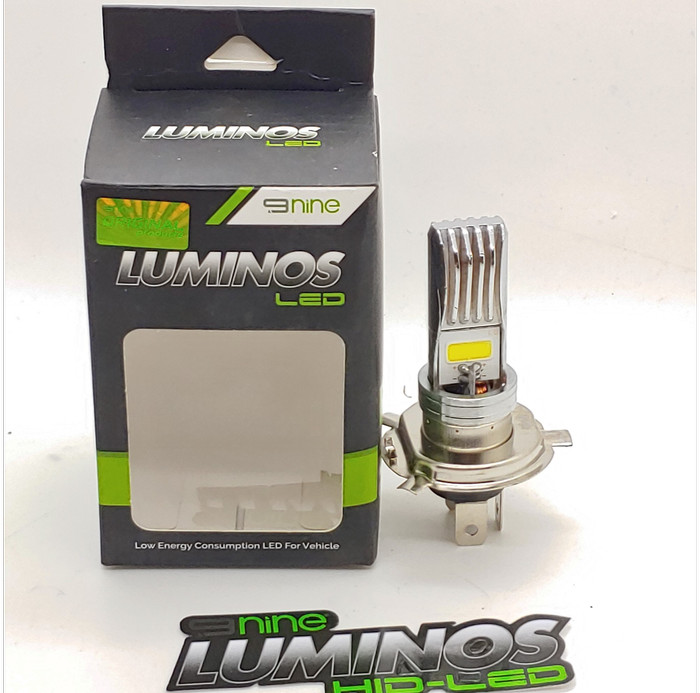 harga Lampu depan led h4 luminos led vixion & megapro new & cb150r & scoopy Tokopedia.com