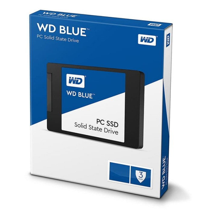 "New 250GB External Portable 2.5/"" USB Hard Drive HDD With Warranty Blue"