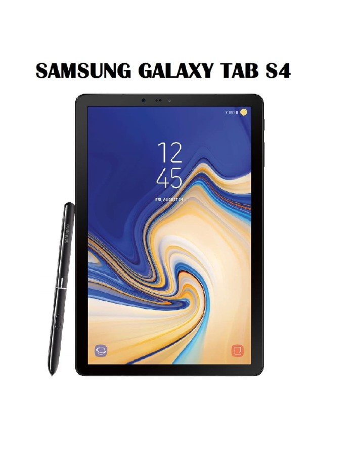 SAMSUNG GALAXY TAB S4 10.5 LTE 256GB RAM 4GB TABLET - NEW - 100% ORI