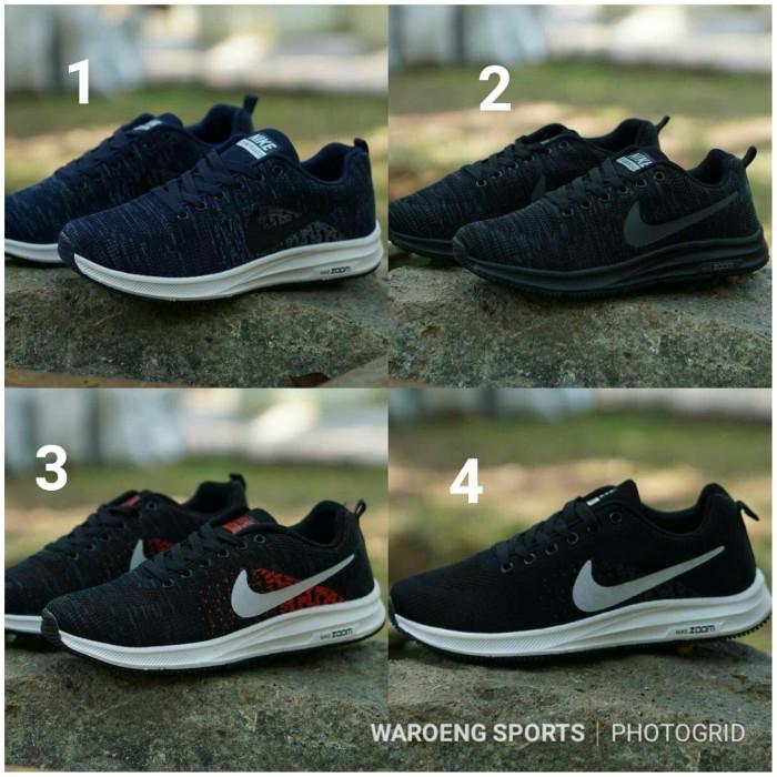 quality design 80e7a 96d32 Jual Sepatu Nike Zoom Pegasus Flyknit Men Flyknite Cowok Cowo Running Sport  - DKI Jakarta - WaroengSports | Tokopedia