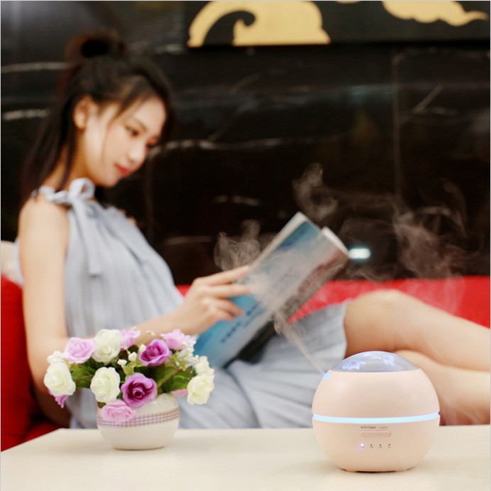 Foto Produk Aroma Diffuser / Alat Pengharum Ruangan - 150Ml (light and shadow) dari tokolingli