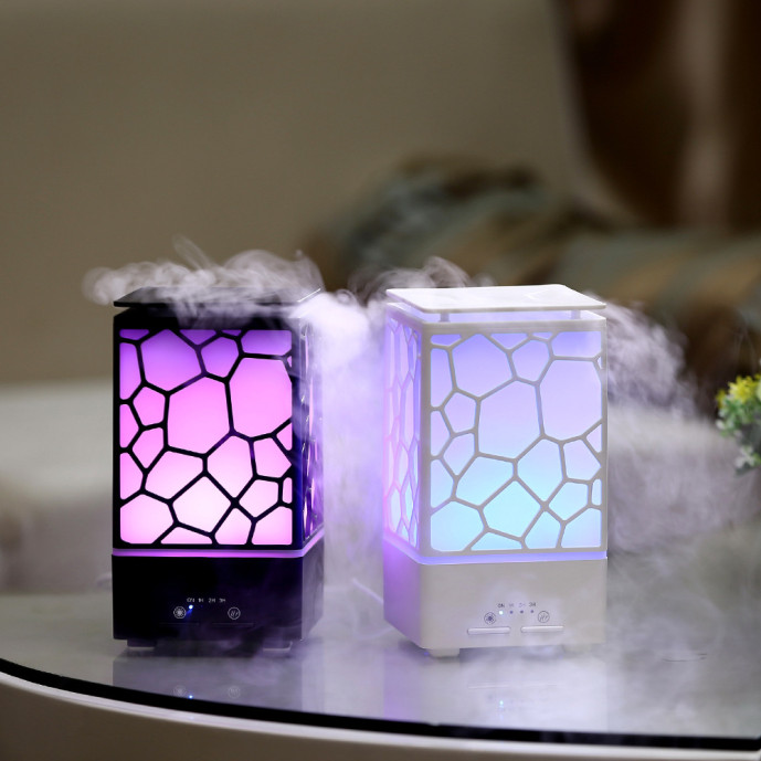 Foto Produk Aroma Diffuser / Alat Pengharum Ruangan - 200Ml (Water cube) dari tokolingli