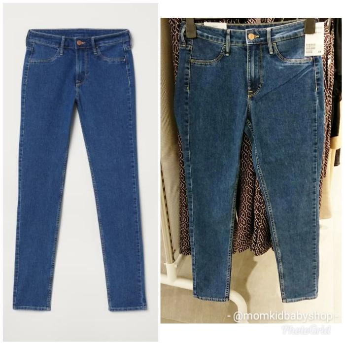 Jual Celana jeans h&M Original woman skinny ankle Jakarta Barat Mom Kid & Baby Shop | Tokopedia