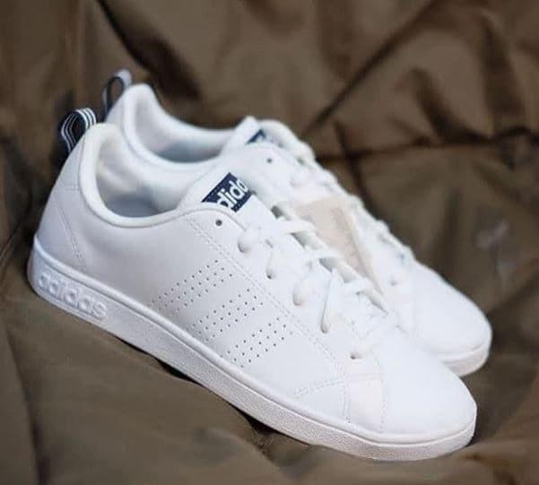 Jual Adidas Neo Advantage White Black Original - Jakarta Utara - Jason  Antonio | Tokopedia