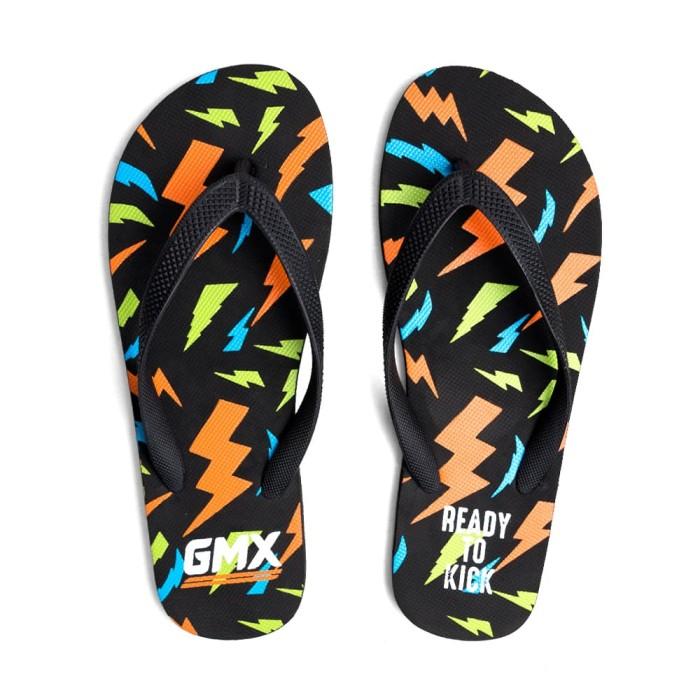 Jual Sandal Geoff Max Thunder Black -  45092838ad