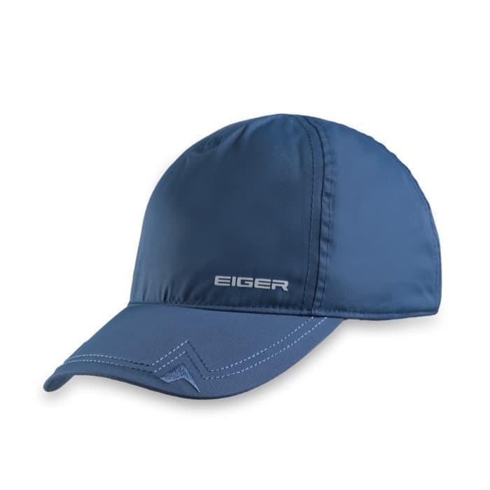 Jual Topi Eiger Karimata Cap Blue Biru 910003709003 Original - TShop ... b09f17c861