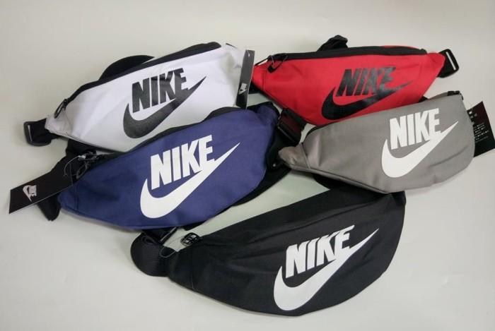 Jual Ready Stock Nike Waistbag Import   Waist Bag Nike Grade Ori ... 94bfe789c4