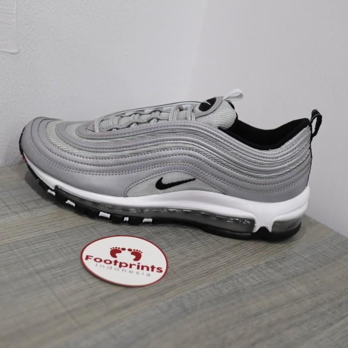 9de0def719 Jual Nike Air Max 97 Reflective Silver 100% Original Sneakers ...
