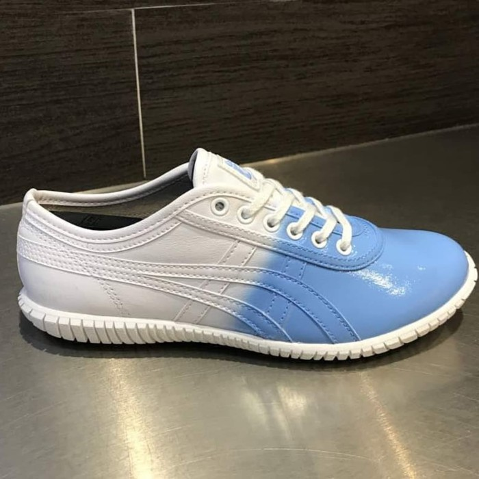 timeless design 4facd 7e6b1 Jual Onitsuka tiger tsunahiki white blue - DKI Jakarta - blitz_sneakers |  Tokopedia