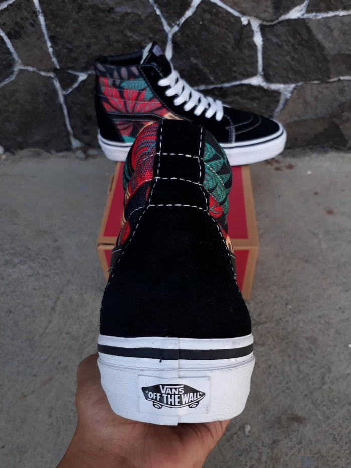 Jual SEPATU VANS SK8 HIGH ALOHA PREMIUM IMPORT ICC FULL TAG MADE IN ... a82b0028ab
