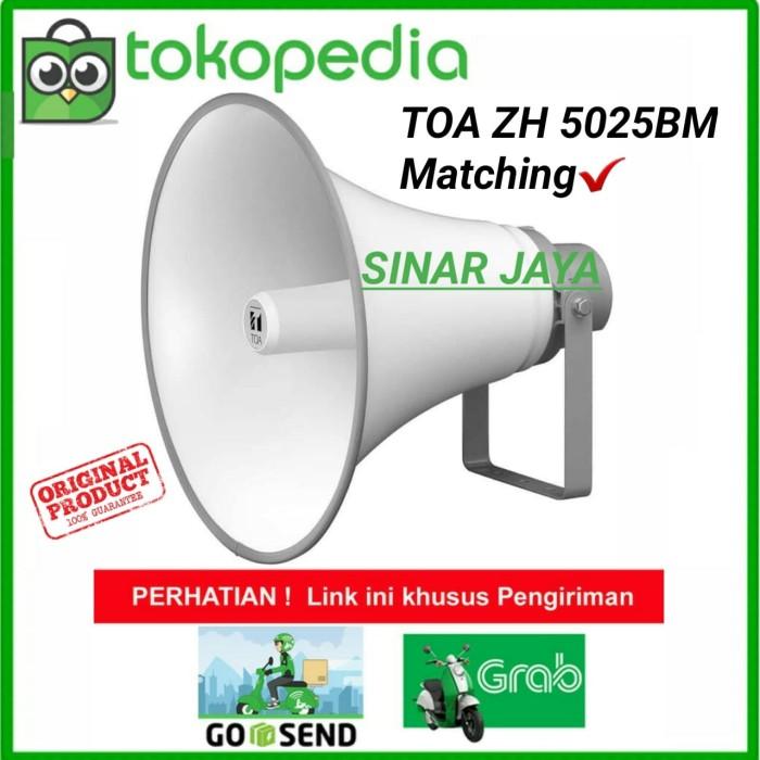 harga Speaker horn corong toa zh-5025bm 25watt/toa original✔ Tokopedia.com