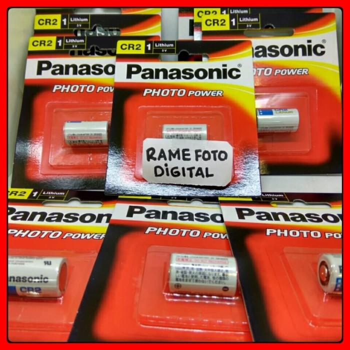harga Baterai cr 2 / cr2 panasonic untuk instax mini atau kamera polaroid Tokopedia.com