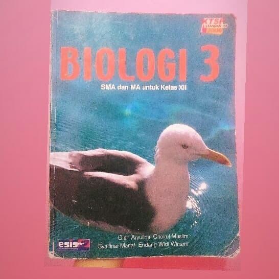 Ebook Esis Biologi Kelas Xi