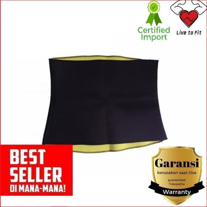 e5ec8a33a9ae2 Korset Penghancur Lemak   Hot Belt   Hot Shaper Slim Waist   Hot Shape