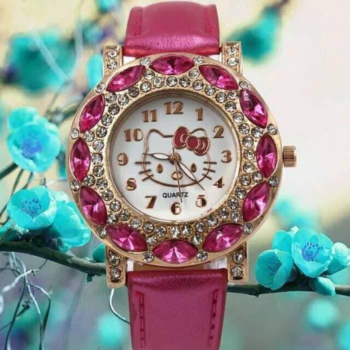 harga Jam tangan anak perempuan hello kitty best seller! Tokopedia.com